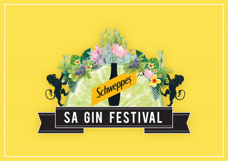 Schweppes shares SA's love of Gin